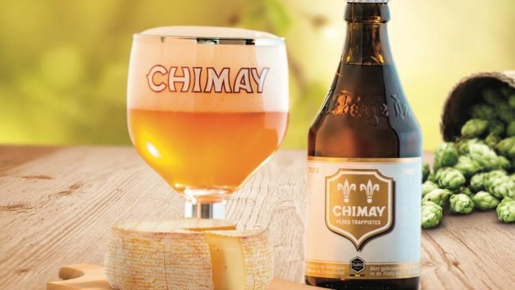"""Chimay """"si invita"""" al nostro tavolo"""