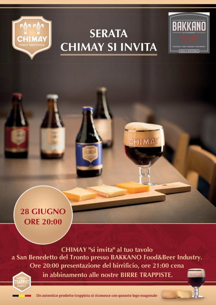 Degustazione Chimay